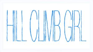 Hill Climb Girl