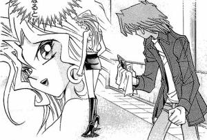 Mai osoittaa lempeytensä auttaessaan Jounouchia vaikeassa tilanteessa.